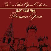 Great Arias From Russian Opera by Vienna State Opera Orchestra