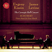 Schubert: Piano Music for Four Hands by Evgeny Kissin
