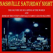 Play & Download Nashville Saturday Night by Various Artists | Napster