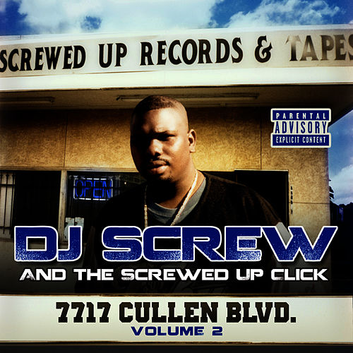 Play & Download 7717 Cullen Blvd. - Volume 2 by DJ Screw | Napster