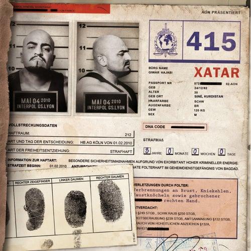 Nr. 415 von Xatar