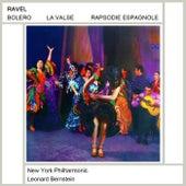 Play & Download Ravel Bolero by Leonard Bernstein | Napster