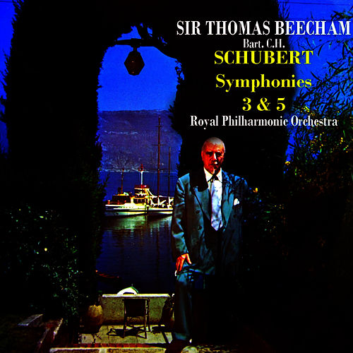 Play & Download Schubert Symphonies 3 & 5 by Royal Philharmonic Orchestra | Napster