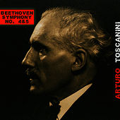 Play & Download Beethoven Symphony No. 4 & 5 by NBC Symphony Orchestra | Napster