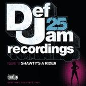 Def Jam 25, Vol 18 - Shawty's A Rider von Various Artists