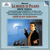 Mozart: Le Nozze di Figaro (Highlights) von Various Artists