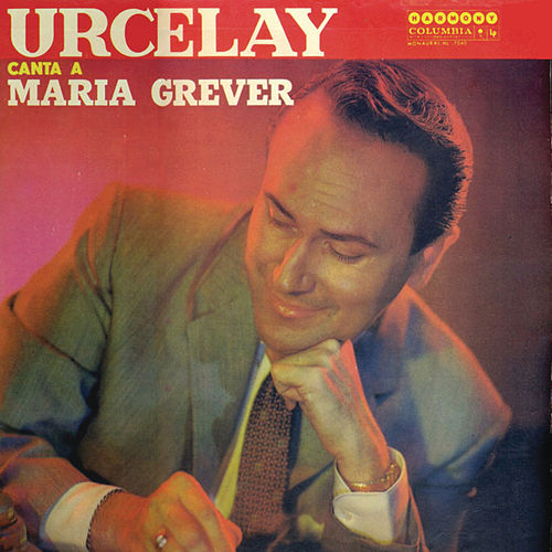 Urcelay canta a maria grever by nicolas urcelay for Amazon canta tu alex e co
