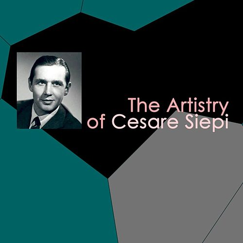 The Artistry Of Cesare Siepi by Cesare Siepi