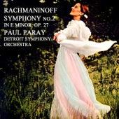Rachmaninoff Symphony No. 2 by Detroit Symphony Orchestra