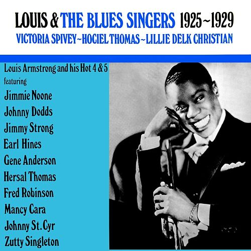 Play & Download The Blues Singers 1925 - 1929 by Lionel Hampton | Napster