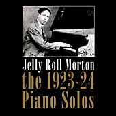 Play & Download The 1923-24 Piano Solos by Jelly Roll Morton | Napster