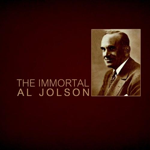 The Immortal Al Jolson by Al Jolson