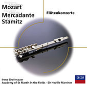 Flötenkonzerte von Irena Grafenauer