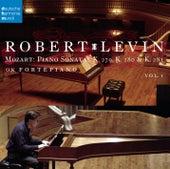 Mozart: Piano Sonatas K.279, K.280 & K.281 on Fortepiano by Robert Levin