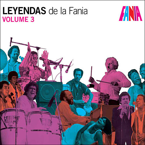 Leyendas De La Fania Vol III by Various Artists
