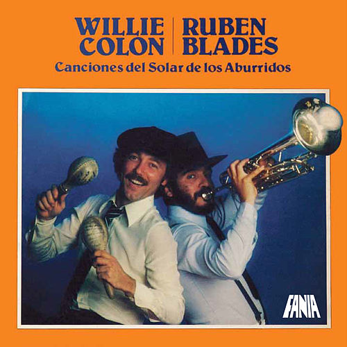 Canciones Del Solar De Los Aburridos von Willie Colon