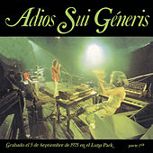 Play & Download Adiós Sui Generis Vol.I by Sui Generis | Napster