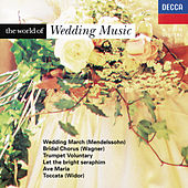 The World of Wedding Music von Various Artists