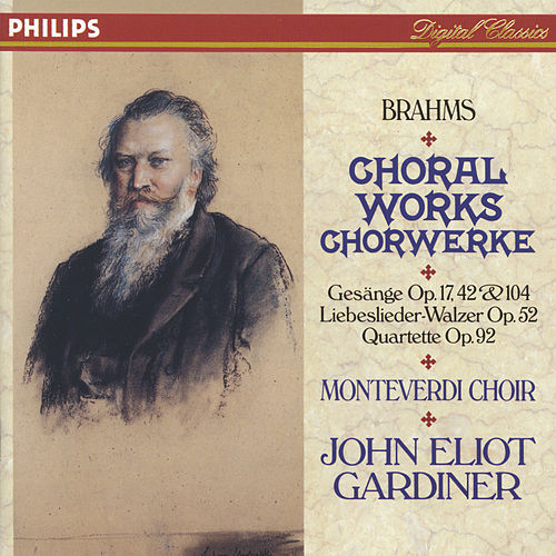 Brahms: Choral Works von The Monteverdi Choir