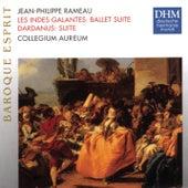 Rameau: Opera Suites by Collegium Aureum