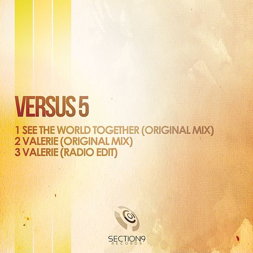 See The World Together EP by Versus 5