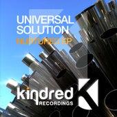 Nurtured EP by Universal Solution