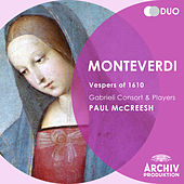 Monteverdi: 1610 Vespers von Various Artists