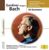 Gardiner dirigiert Bach – 35 Kantaten von Various Artists
