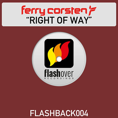 Right of Way by Ferry Corsten