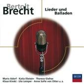 Brecht: Lieder und Balladen von Various Artists