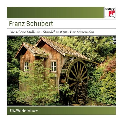 Play & Download Schubert: Die schöne Müllerin op. 25, D 795 by Fritz Wunderlich | Napster