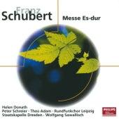 Schubert: Messe Es-Dur D.950 von Rundfunkchor Leipzig