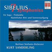 Play & Download Sibelius: Symphonies nos. 1-7, En Saga, Finlandia & Night Ride and Sunrise by Various Artists | Napster