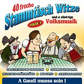 40 freche Stammtischwitze - Folge 3 by Various Artists