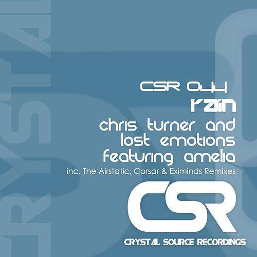 Play & Download Rain by Chris Turner | Napster