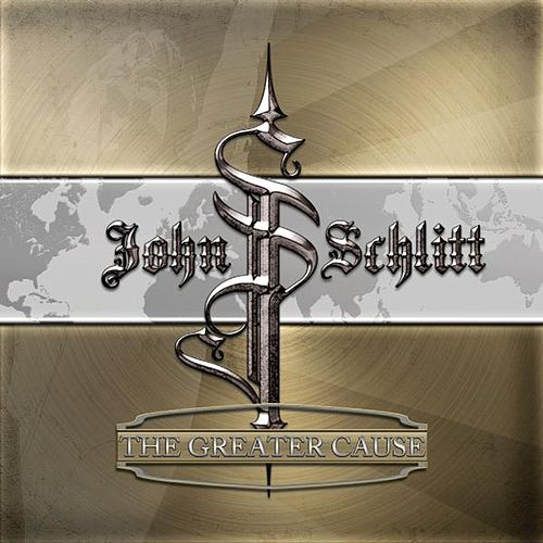 Play & Download The Greater Cause by John Schlitt | Napster