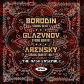 Play & Download Borodin: String Sextet (unfinished) - Glazunov:: String Quintet Op39 - Arensky: String Quartet No. 2 Op35 by The Nash Ensemble | Napster