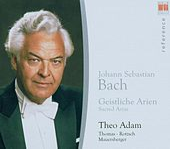 Johann Sebastian Bach: Sacred Arias - BWV 4, 59, 68, 71, 79, 111, 140, 244, 248 von Various Artists