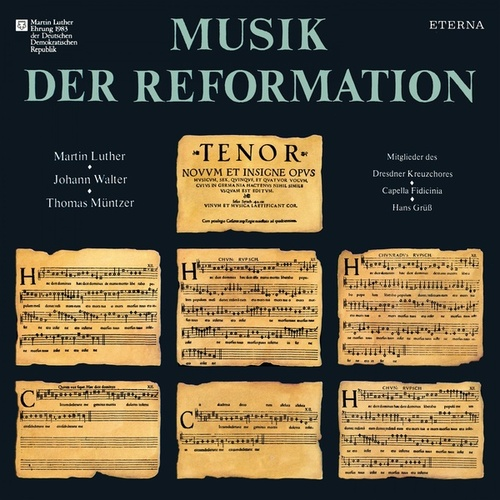 Play & Download Music of the Reformation (Ein feste Burg ist unser Gott) by Dresdner Kreuzchor | Napster