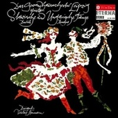 Dvorák: Slavonic Dances - Opp. 46, 72 / Brahms: 21 Hungarian Dances by Various Artists