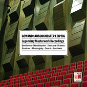LEIPZIG GEWANDHAUS ORCHESTRA - Legendary Masterworks Recordings by Various Artists