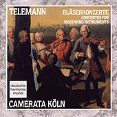 Play & Download Telemann: Bläserkonzert by Various Artists | Napster