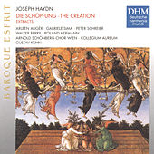 Haydn: Die Schöpfung (Excerpts) by Various Artists