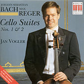 Play & Download Bach: Cello Suites Nos. 1 and 2 / Reger: Cello Suites, Op. 131c, Nos. 1 and 2 by Jan Vogler | Napster