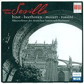 Gioacchino Rossini / Ludwig van Beethoven / Wolfgang Amadeus Mozart / Georges Bizet: Opera Excerpts Arranged for Wind Ensemble by German Chamber Philharmonic Wind Soloists