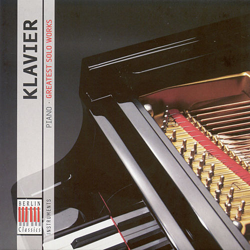 Piano Music (Greatest Solo Works) by Various Artists