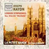Haydn: Symphonies 99 & 100 von Sigiswald Kuijken