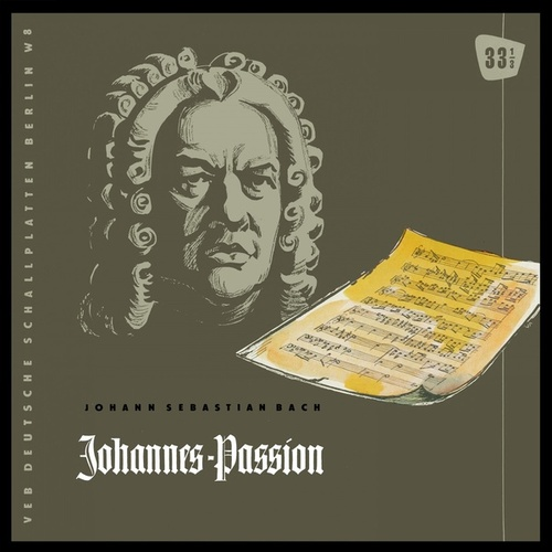BACH, J.S.: St. John Passion (Ramin) by Various Artists