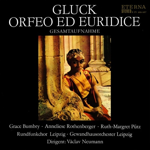 GLUCK, C.W.: Orfeo ed Euridice [Opera] (Neumann) by Various Artists
