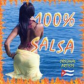 Play & Download 100 % Salsa by Various Artists | Napster